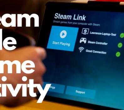 Steam Hide Game Activity