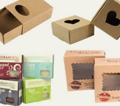 Advantages of CustomBoxesZone Services for Soap Products