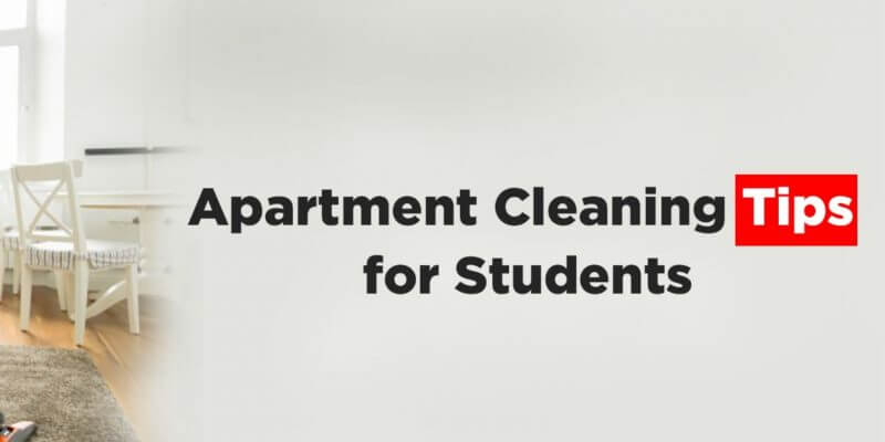 Apartment Cleaning Tips
