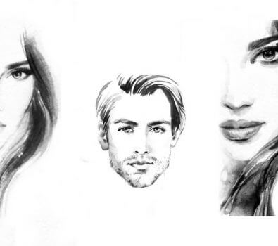 Draw People