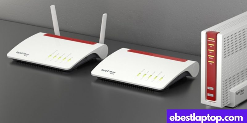 Fritzbox WiFi router